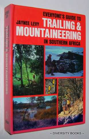 Image for EVERYONE'S GUIDE TO TRAILING AND MOUNTAINEERING IN SOUTHERN AFRICA