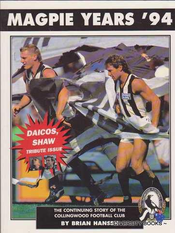 Image for THE MAGPIE YEARS '94