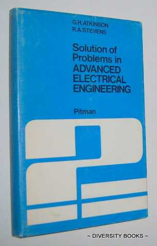Image for SOLUTION OF PROBLEMS IN ADVANCED ELECTRICAL ENGINEERING