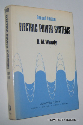 Image for ELECTRIC POWER SYSTEMS (Second Edition)