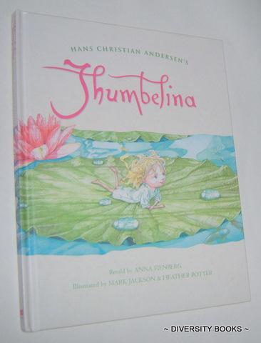 Image for HANS CHRISTIAN ANDERSEN'S THUMBELINA