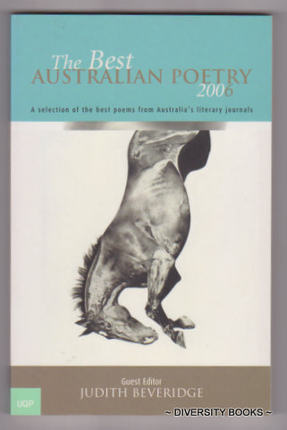 Image for THE BEST AUSTRALIAN POETRY 2006