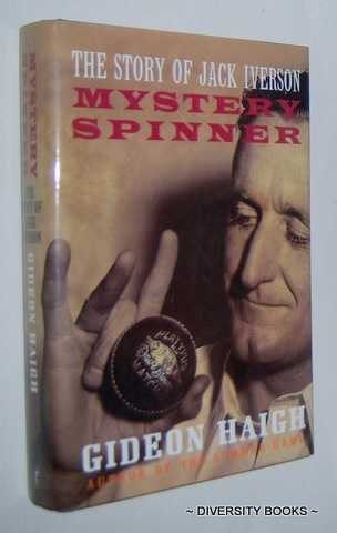 Image for MYSTERY SPINNER: The Story of Jack Iverson