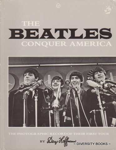 Image for THE BEATLES CONQUER AMERICA: The Photographic Record Of Their First Tour