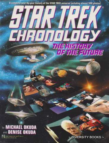 Image for STAR TREK CHRONOLOGY : The History of the Future