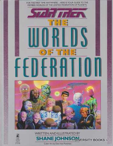 Image for WORLDS OF THE FEDERATION (Star Trek)