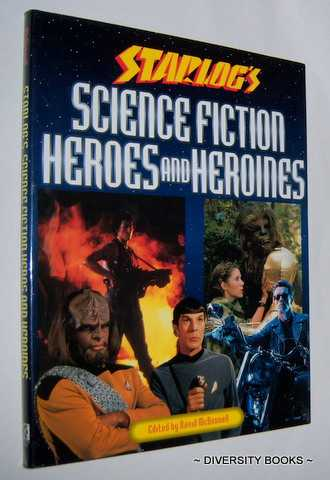 Image for STARLOG'S SCIENCE FICTION HEROES AND HEROINES