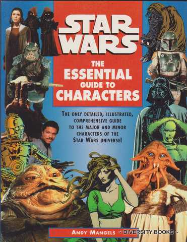 Image for STAR WARS : The Essential Guide to Characters