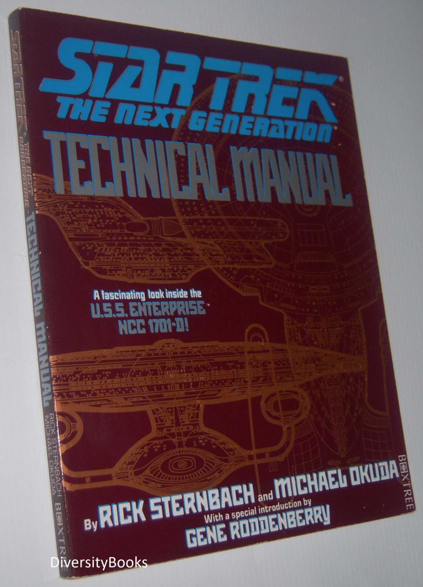 Image for STAR TREK : The Next Generation - Technical Manual