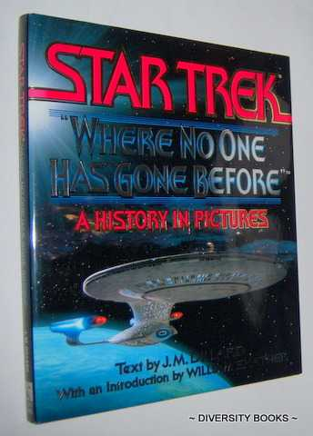"Image for STAR TREK : ""Where No One Has Gone Before"". A History in Pictures"