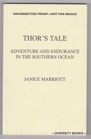 Image for THOR'S TALE : Adventure and Endurance in the Southern Ocean