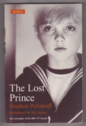 THE LOST PRINCE (Screenplay)