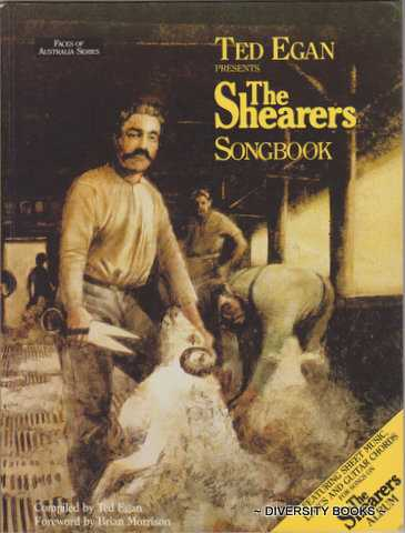 Image for THE SHEARERS SONGBOOK