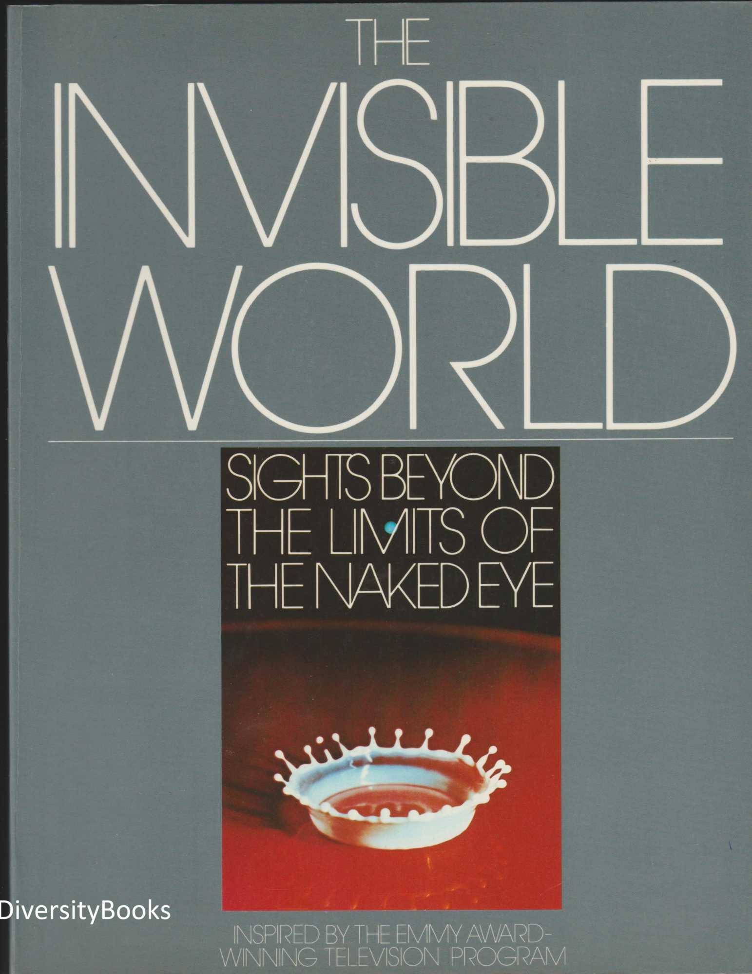 Image for THE INVISIBLE WORLD : Sights Too Fast, Too Slow, Too Far, Too Small for the Naked Eye to See