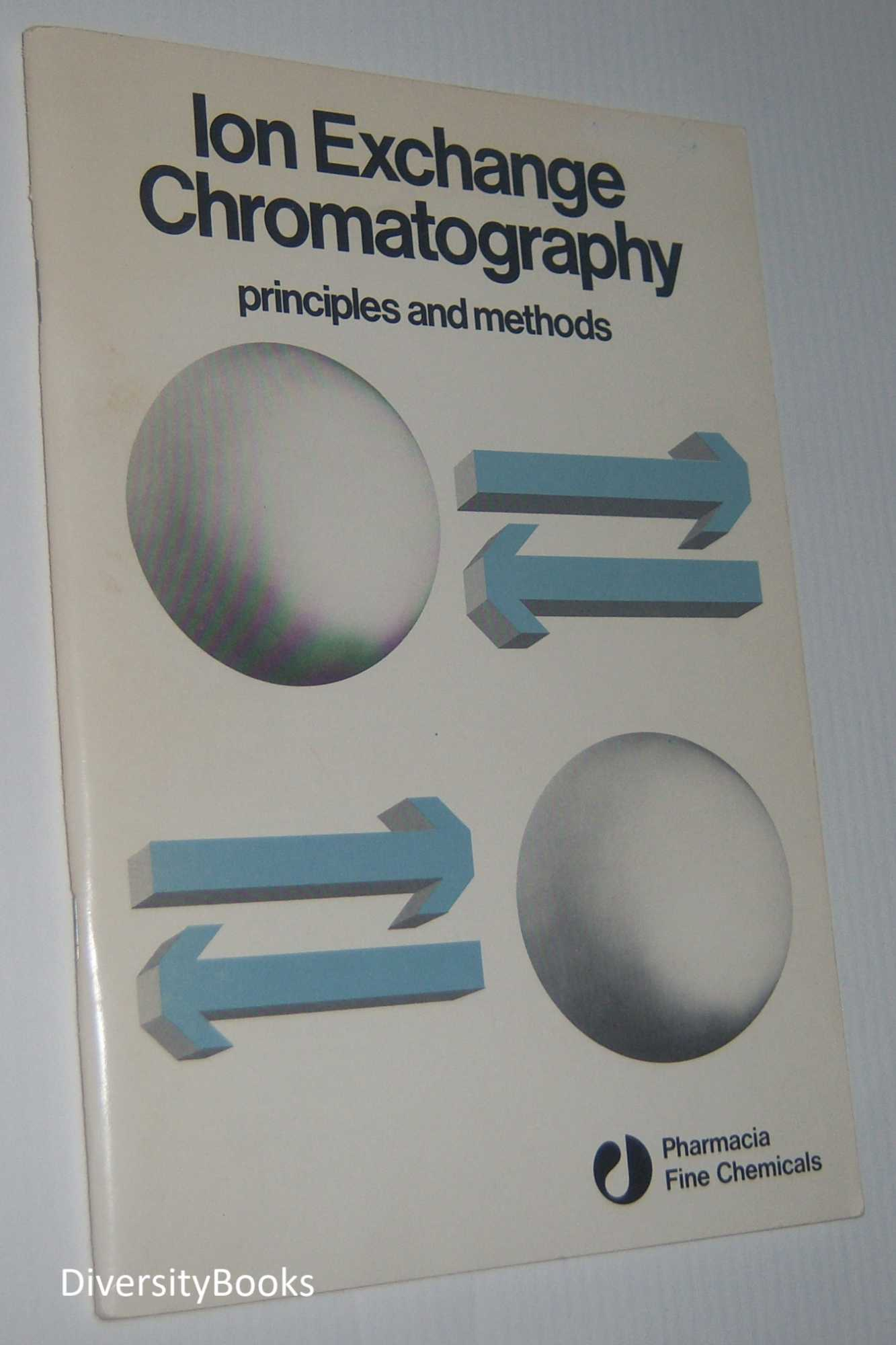 Image for ION EXCHANGE CHROMATOGRAPHY : Principles and Methods