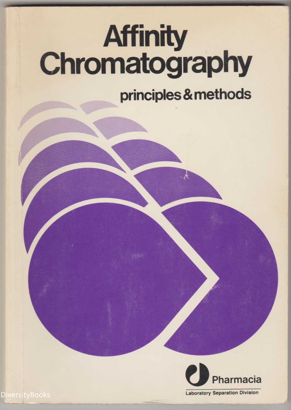 Image for AFFINITY CHROMATOGRAPHY : Principles and Methods