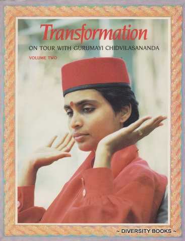 Image for TRANSFORMATION : On Tour with Gurumayi Chidvilasananda. Volume Two