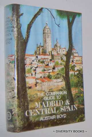 Image for THE COMPANION GUIDE TO MADRID & CENTRAL SPAIN