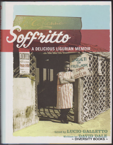 Image for SOFFRITTO : A Delicious Ligurian Memoir