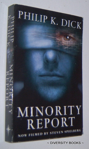 Image for MINORITY REPORT