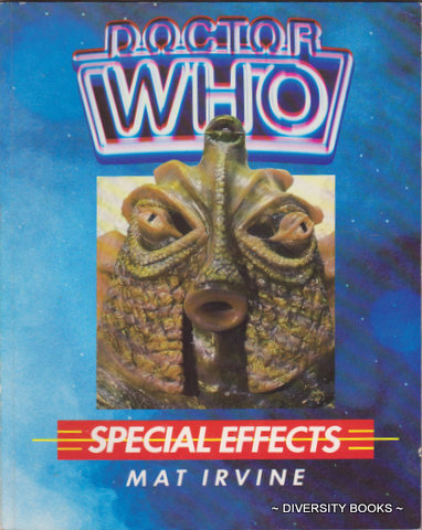 Image for DOCTOR WHO SPECIAL EFFECTS