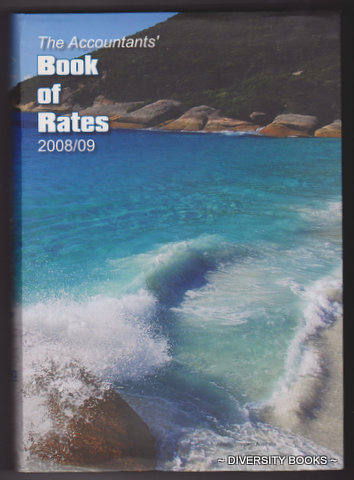 Image for THE ACCOUNTANTS' BOOK OF RATES 2008/09