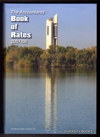 Image for THE ACCOUNTANTS' BOOK OF RATES 2007/08