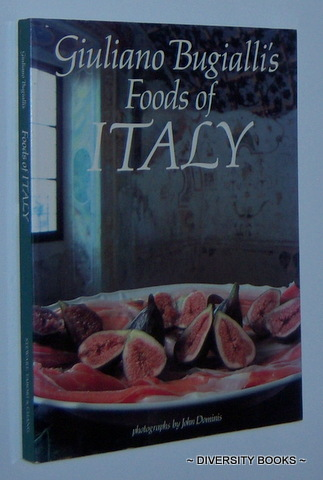 Image for GUILIANO BUGIALLI'S FOODS OF ITALY