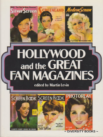 Image for HOLLYWOOD AND THE GREAT FAN MAGAZINES