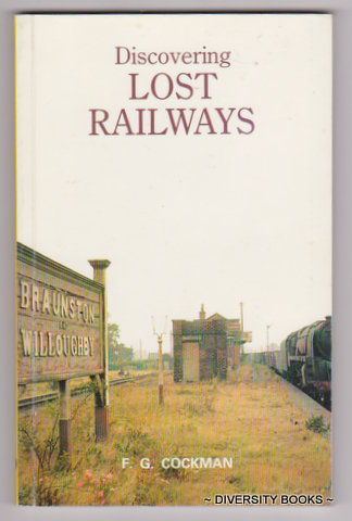 Image for DISCOVERING LOST RAILWAYS
