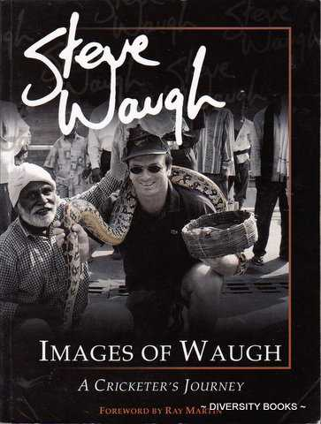 Image for IMAGES OF WAUGH : A Cricketer's Journey