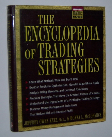 Image for THE ENCYCLOPEDIA OF TRADING STRATEGIES