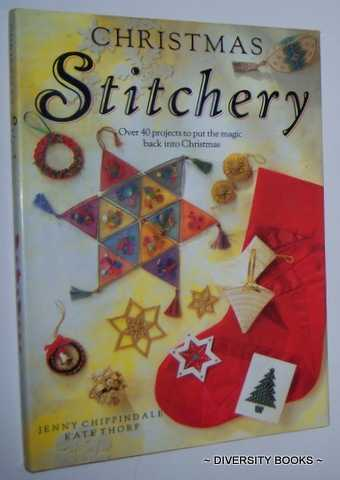Image for CHRISTMAS STITCHERY : Over 40 Projects to Put the Magic Back Into Christmas