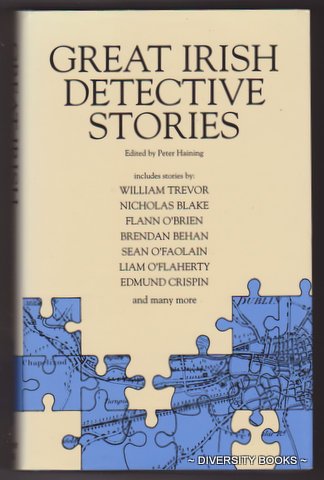 Image for GREAT IRISH DETECTIVE STORIES