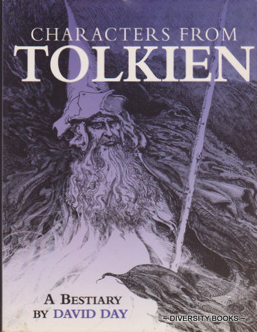 Image for CHARACTERS FROM TOLKIEN: A Bestiary