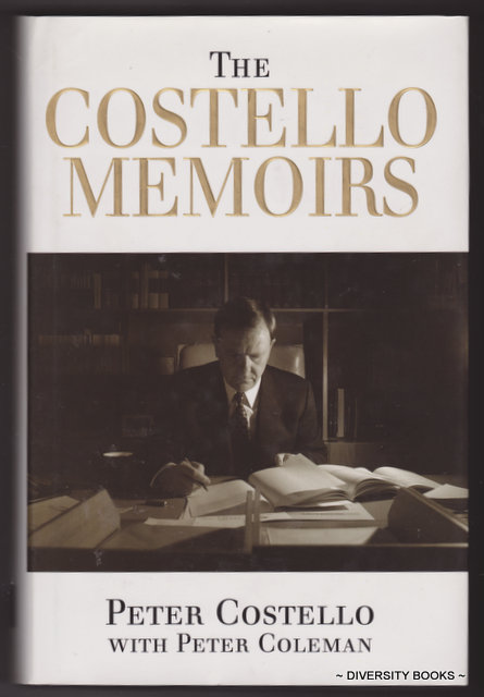 Image for THE COSTELLO MEMOIRS : The Age of Prosperity