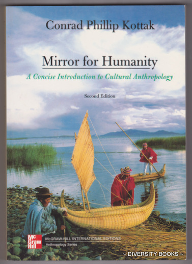 Image for MIRROR FOR HUMANITY : A Concise Introduction to Cultural Anthropology (Second Edition)