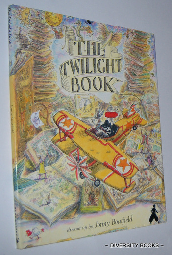 Image for THE TWILIGHT BOOK