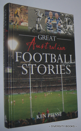 Image for GREAT AUSTRALIAN FOOTBALL STORIES