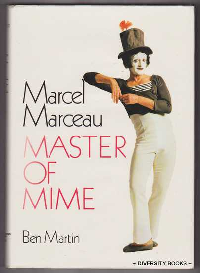 Image for MARCEL MARCEAU : Master of Mime