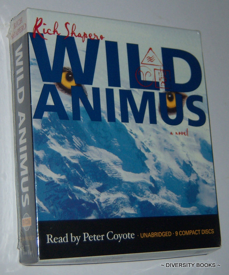 Image for WILD ANIMUS  (Audio CD. Read by Peter Coyote)