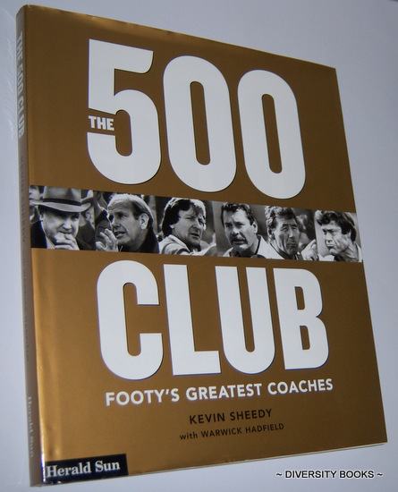 Image for THE 500 CLUB : Footy's Greatest Coaches