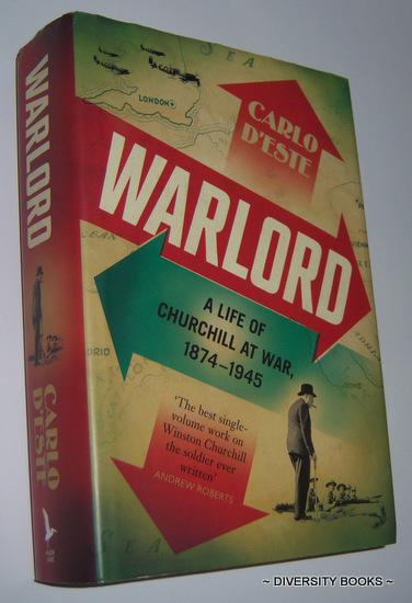 Image for WARLORD : A Life of Churchill at War, 1874-1945