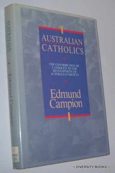 Image for AUSTRALIAN CATHOLICS