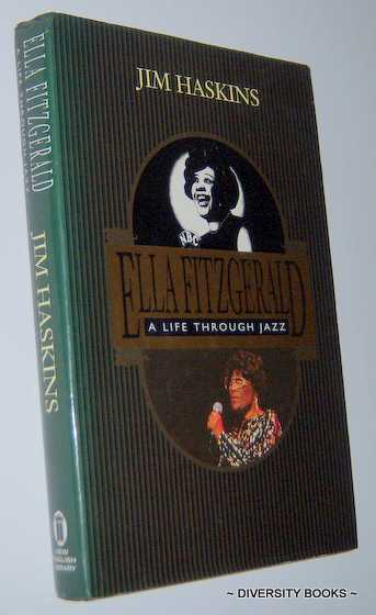 Image for ELLA FITZGERALD : A Life Through Jazz