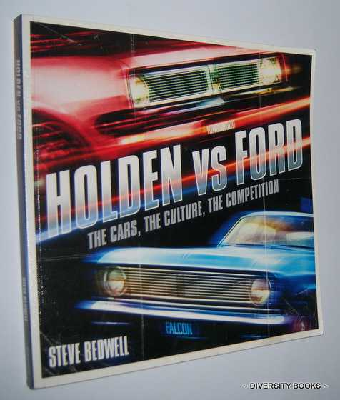 Image for HOLDEN VS FORD : The Cars, The Culture, The Competition