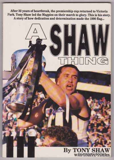Image for A SHAW THING