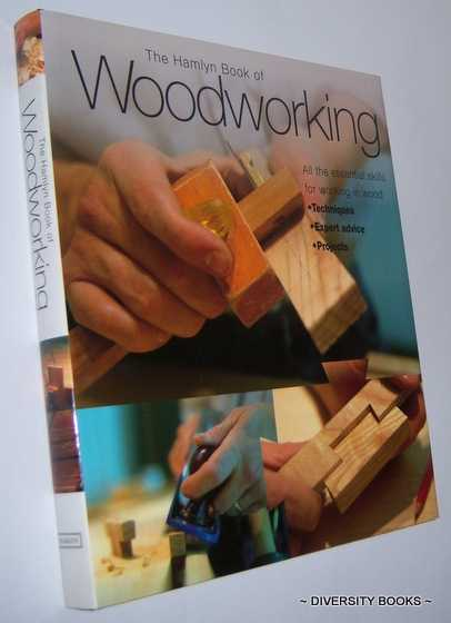 Image for THE HAMLYN BOOK OF WOODWORKING