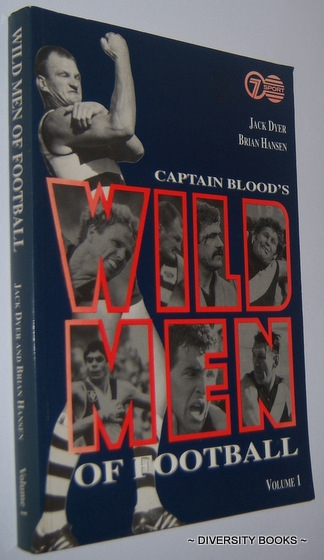 Image for CAPTAIN BLOOD'S WILD MEN OF FOOTBALL. Volume 1