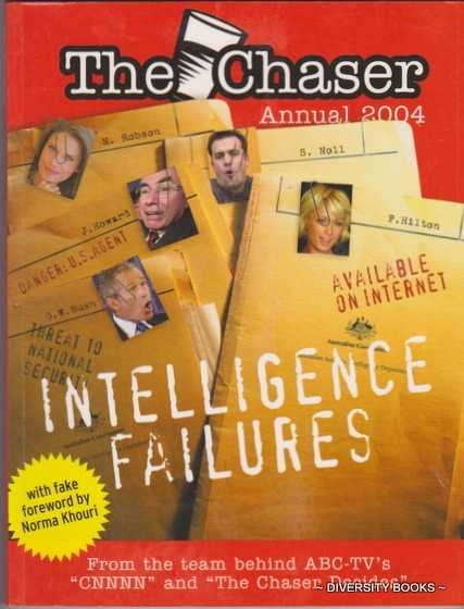 Image for THE CHASER ANNUAL 2004